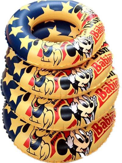 ห่วงยางเด็ก Disney Babies (5 อัน/pack)