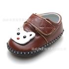 รองเท้าเด็ก-Flyrecoo-สีน้ำตาลเข้ม-(5คู่/แพ็ค)