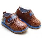 รองเท้าเด็ก-Very-Good-สีน้ำตาลอ่อน-(5คู่/แพ็ค)