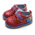รองเท้าเด็ก-Very-Good-สีแดง-(5คู่/แพ็ค)