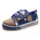 รองเท้าเด็ก-Baby-Star-สีน้ำเงิน-(6-คู่/แพ็ค)