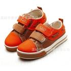 รองเท้าเด็ก-BBXING-สีน้ำตาลส้ม-(6-คู่/แพ็ค)