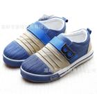 รองเท้าเด็ก-Benben-bear-สีฟ้า-(6-คู่/แพ็ค)