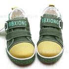 รองเท้าเด็ก-Benben-เชือกไขว้สีเขียว-(6-คู่/แพ็ค)