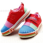 รองเท้าเด็ก-Benben-หลากสี-สีแดงฟ้า-(6-คู่/แพ็ค)