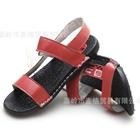 รองเท้าเด็กแตะเด็กสายคาด-สีแดง-(5-คู่/แพ็ค)