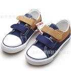 รองเท้าเด็กผ้าใบ-Minimao-สีน้ำเงิน-(6-คู่/แพ็ค)