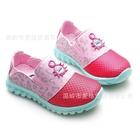 รองเท้าเด็กโลโก้แฉก-สีชมพูแดง-(6-คู่/แพ็ค)