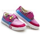 รองเท้าผ้าใบเด็กหมาน้อย-สีชมพู-(6-คู่/แพ็ค)