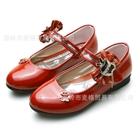 รองเท้าเด็กหญิง-Apple-สีแดงอิฐ-(6-คู่/แพ็ค)