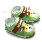 รองเท้าเด็ก-Miffy-หมาน้อย-สีเขียว-(6-คู่/แพ็ค)