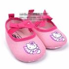 รองเท้าเด็ก-Hello-Kitty-สีชมพู-(6-คู่/pack)
