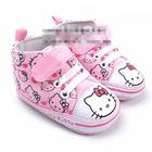 รองเท้าผ้าใบเด็ก-Hello-kitty-สีชมพู-(6-คู่/pack)