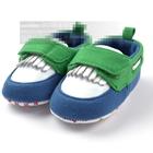 รองเท้าเด็ก-Ultra-Green-สีฟ้าเขียว-(6-คู่/pack)