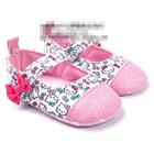รองเท้าเด็กหญิง-Hello-Kitty-สีชมพู-(6-คู่/pack)