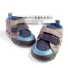 รองเท้าผ้าใบ-Zara-Baby-สีเทาฟ้า-(6-คู่/pack)