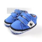 รองเท้าผ้าใบเด็ก-POLO-สีฟ้า-(6-คู่/pack)