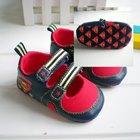 รองเท้าผ้าใบเด็ก-superman-(6-คู่/pack)