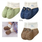 ถุงเท้าเด็กลาย-Breathable-me-คละสี-(9-คู่-/pack)