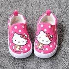 รองเท้าเด็ก-Hello-Kitty-สีชมพู-(8-คู่/แพ็ค)