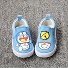 รองเท้าเด็กโดเรมอน-สีฟ้า-(8-คู่/แพ็ค)