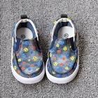 รองเท้าเด็ก-Smile-หลากสี-สีน้ำเงิน-(8-คู่/แพ็ค)