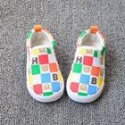 รองเท้าเด็กหมีน้อย-HB-สีขาว-(8-คู่/แพ็ค)