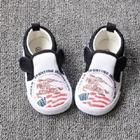 รองเท้าเด็ก-Sport-American-สีขาว-(5-คู่/แพ็ค)