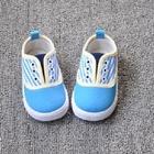 รองเท้าผ้าใบเด็ก-สีฟ้า-(5-คู่/แพ็ค)