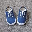 รองเท้าผ้าใบเด็ก-สีน้ำเงิน-(5-คู่/แพ็ค)