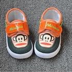 รองเท้าเด็ก-Paul-Frank-สีส้ม-(5-คู่/แพ็ค)