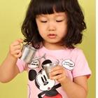 เสื้อยืด-Mickey-Mouse-สีชมพู-(5size/pack)