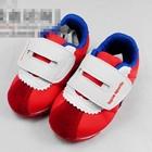 รองเท้าผ้าใบเด็ก-Sportie-สีแดง-(5-คู่/แพ็ค)