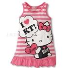 เดรสแขนกุด-Hello-Kitty-สีชมพู-(5-ตัว/pack)