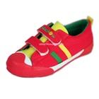 รองเท้าผ้าใบสปอร์ตสีชมพู-(7-คู่/แพ็ค)
