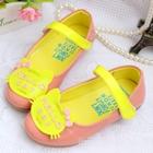 รองเท้าเด็ก-Hello-Cat-สีชมพู-(5-คู่/แพ็ค)