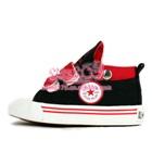 รองเท้าผ้าใบ-Peter-Reiter-สีดำ-(7-คู่/แพ็ค)