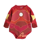 บอดี้สูทเด็ก--Iron-Man-สีแดง-(6-ตัว/pack)
