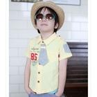 เสื้อโปโล-Polgen-สีเหลือง-(7-ตัว/pack)
