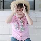 เสื้อโปโล-Polgen-สีชมพู-(7-ตัว/pack)