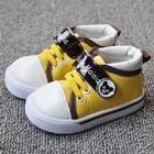 รองเท้าเด็กหมีน้อย-Halula-สีเหลือง-(5-คู่/แพ็ค)