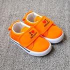 รองเท้าเด็ก-Love-Mom-Dad-สีส้ม-(8-คู่/แพ็ค)