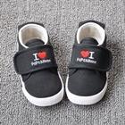 รองเท้าเด็ก-Love-Mom-Dad-สีดำ-(8-คู่/แพ็ค)