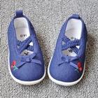 รองเท้าเด็กยีนส์เชอรี่-สีน้ำเงิน-(4-คู่/แพ็ค)