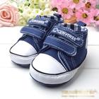 รองเท้าผ้าใบเด็ก-Converse-สีน้ำเงิน-(6-คู่/pack)