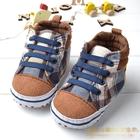 รองเท้าผ้าใบเด็ก-Guess-สีน้ำเงินขาว-(6-คู่/pack)