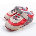 รองเท้าผ้าใบเด็ก-Guess-สีแดง-(6-คู่/pack)