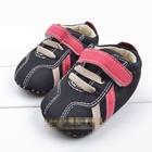รองเท้าผ้าใบเด็ก-Guess-สีดำ(6-คู่/pack)