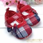 รองเท้าเด็กลายตาราง-Mothercare-(6-คู่/pack)