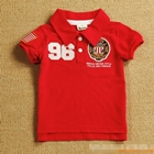 เสื้อโปโล-Number-96-สีแดง-(5-ตัว/pack)